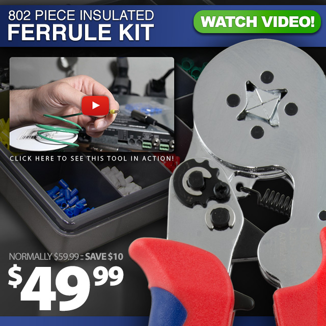 RTC Ferrule Kit