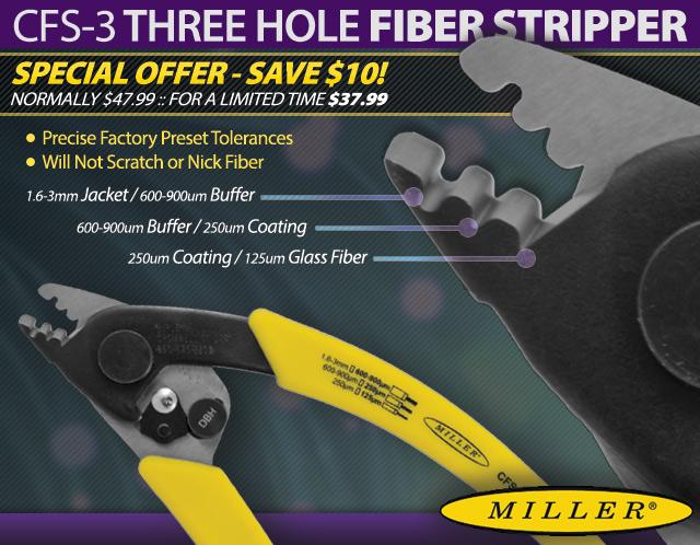 Miller Fiber Stripper