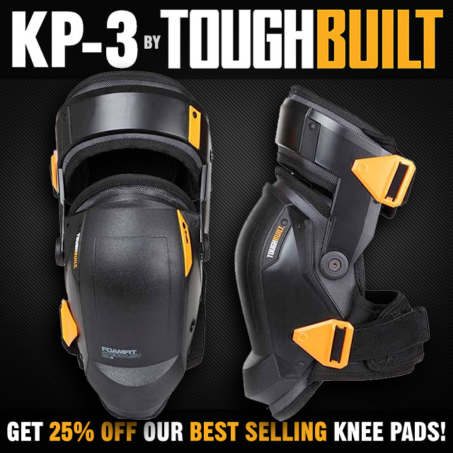 Toughbuilt Knee Pads