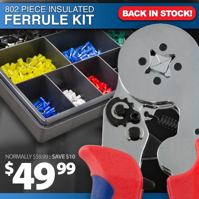 RTC Ferrule Kit