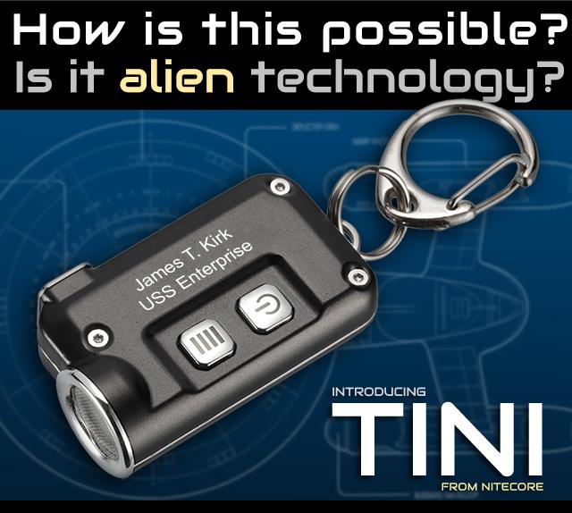 TINI Pocket Torch