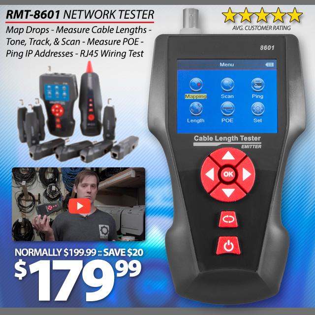 Network Tester Kit