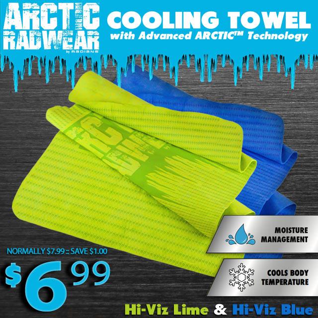 Radians Cooling Towels