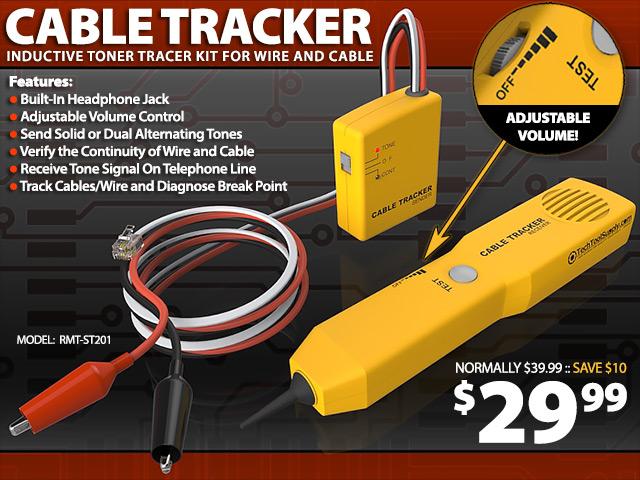 RMT Toner Tracker