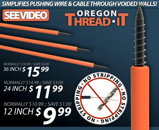Oregon Thread-It Rod