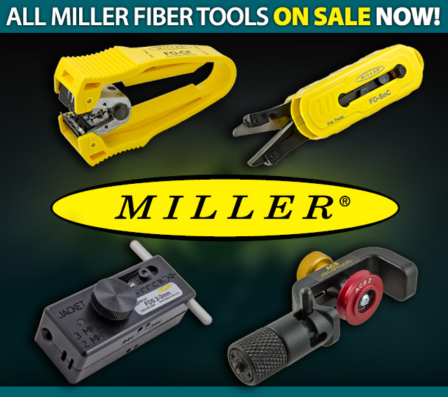 All Miller Tools On Sale!
