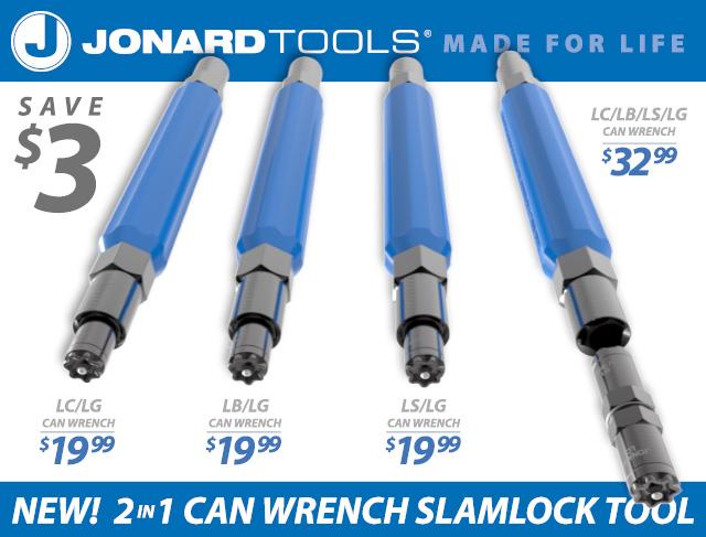 2-in-1 Slam Lock Tool