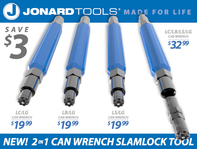2-in-1 Slam Lock Tool