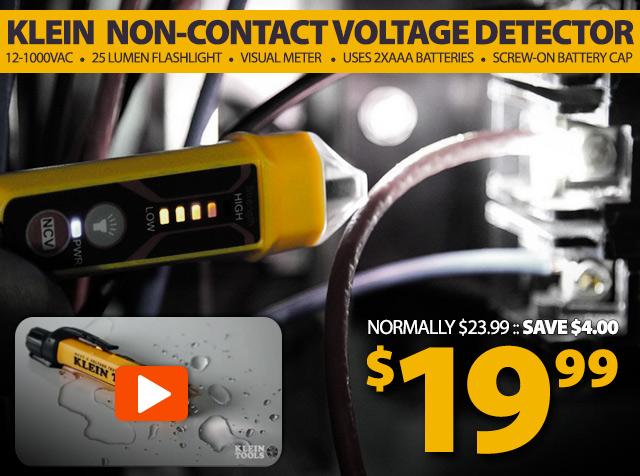 Non Contact VAC Detector