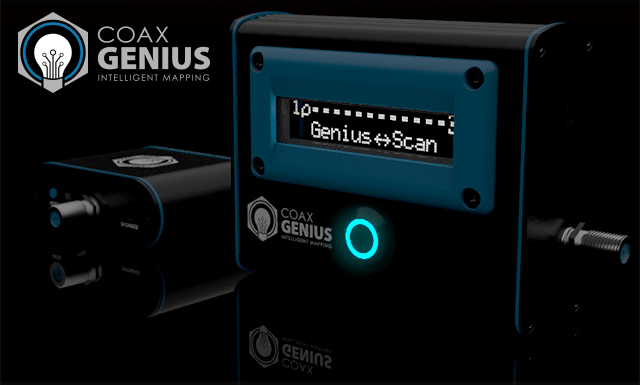 Coax Genius Mapping Kit