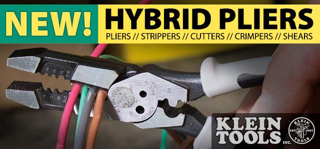 Klein Tools Hybrid Pliers