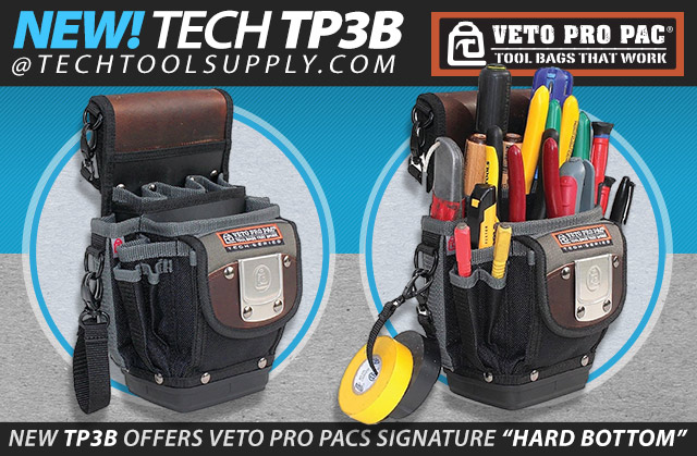 New Veto Pro Pac TP3B