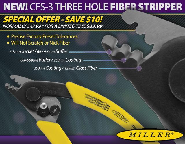 CFS-3 Cable Stripper
