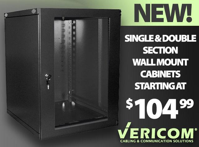 Vericom Wall Cabinets