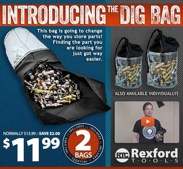 RTC 2pc Dig Bag Set
