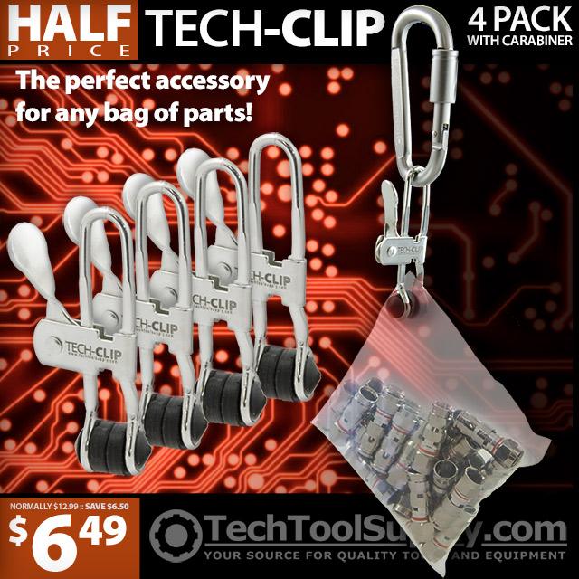 TTS Tech-Clips