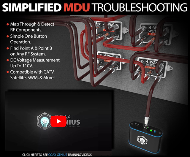 Simplified MDU Troubleshooting