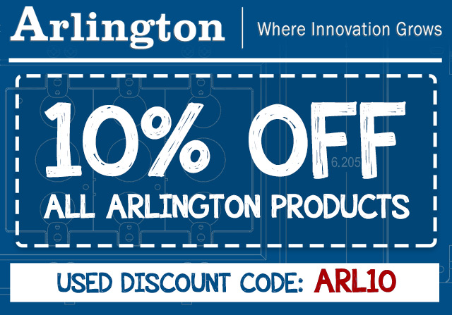 10% OFF All Arlington Products