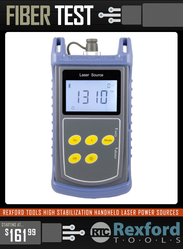 Rexford Tools Laser Power Source