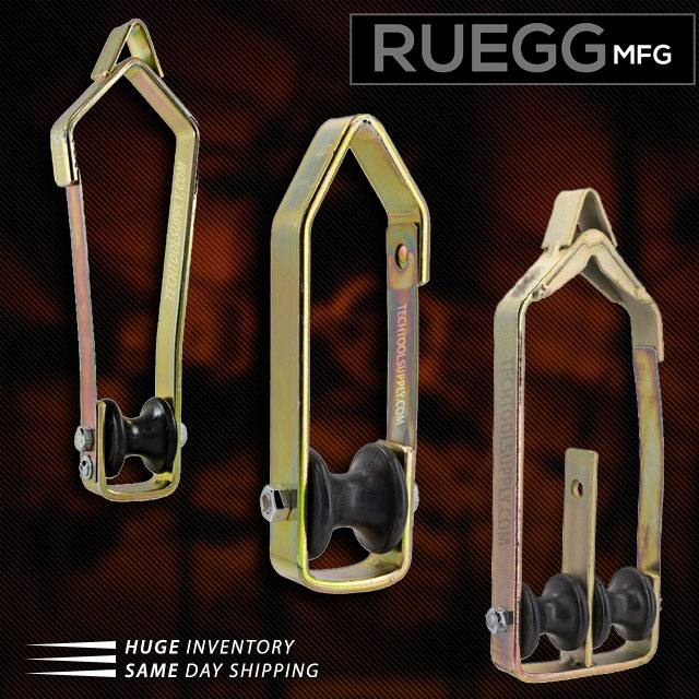 Ruegg Slap-On Rollers