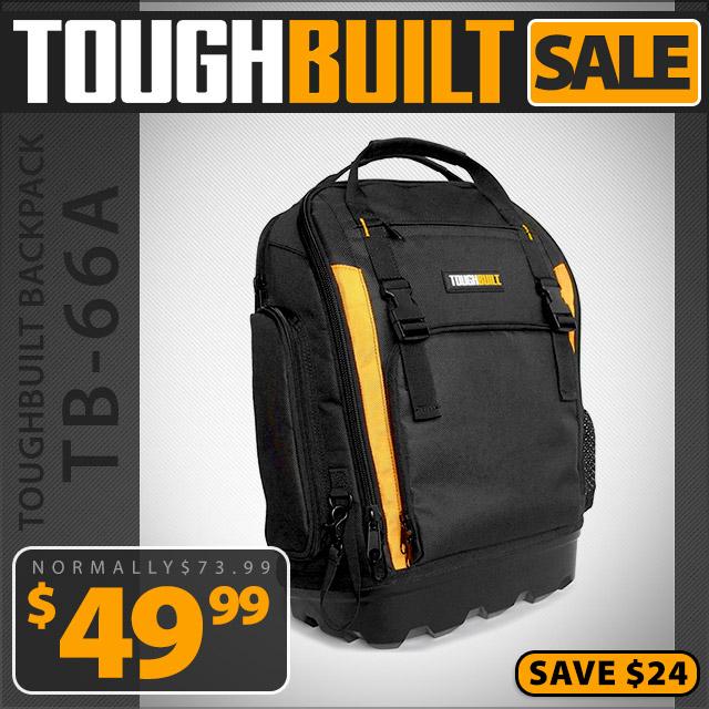 ToughBuilt BackPack