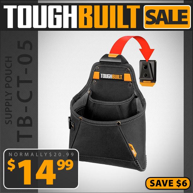 ToughBuilt Supply Pouch