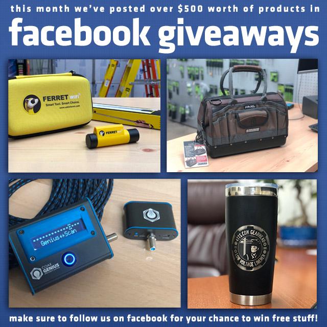 Facebook Giveaways